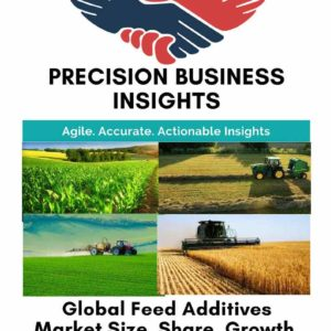 Global Feed Additives Market, Animal Feed Additives Market, Veterinary Feed Additives Market