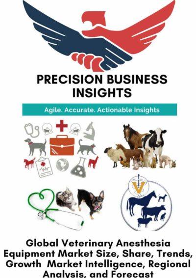 Global Veterinary Anesthesia Equipment Market, Global Veterinary Anesthesia Machines Market