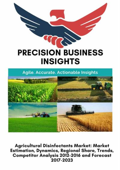 Agriculture Disinfectants Market