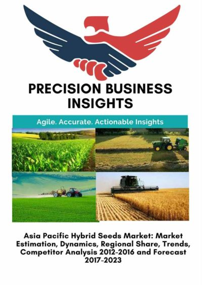 Asia Pacific Hybrid Seeds Market