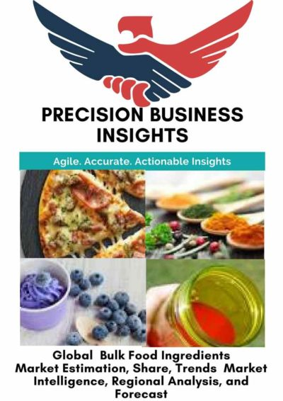 Bulk Food Ingredients Market