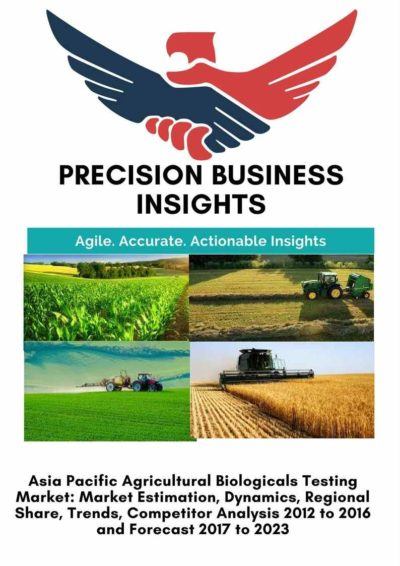 Asia Pacific Agricultural Biologicals Testing Market