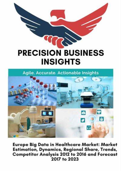 Europe Big Data in Healthcare Market