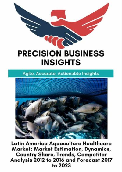 Latin America Aquaculture Healthcare Market