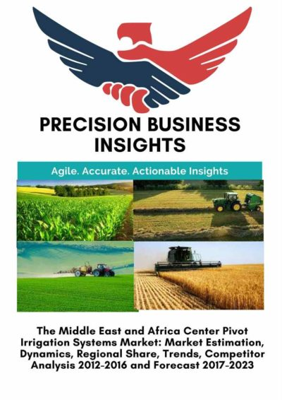 Middle East and Africa Center Pivot Irrigation Systems Market