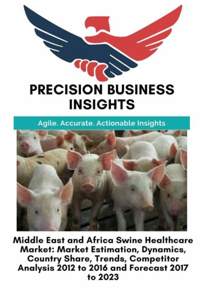 Middle East and Africa Swine Healthcare Market