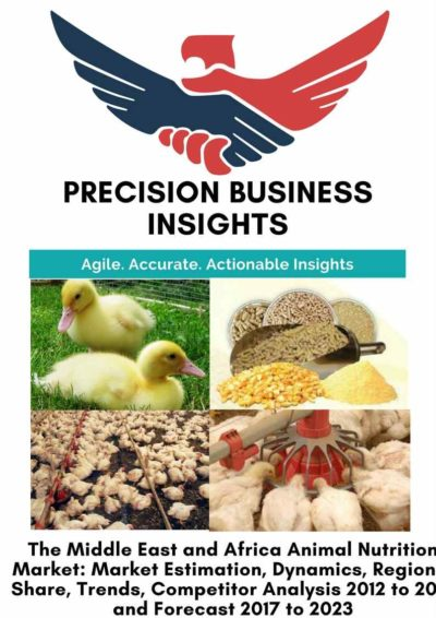 Middle East and Africa Animal Nutrition Market