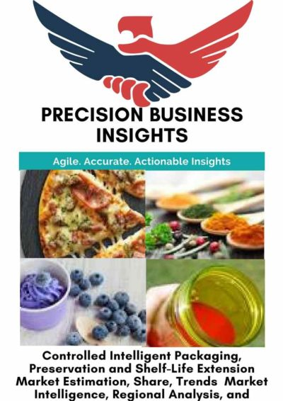 Controlled Intelligent Packaging, Preservation and Shelf-Life Extension Market