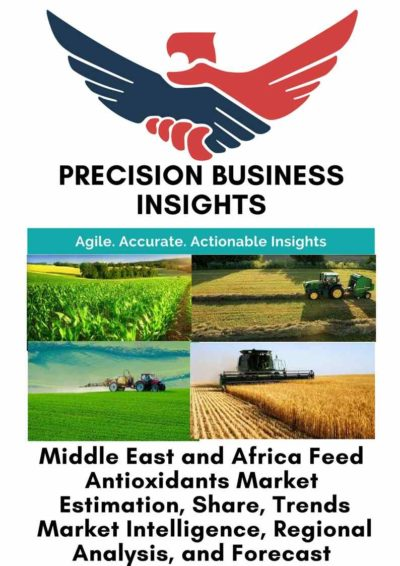 Middle East and Africa Feed Antioxidants Market