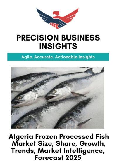 Algeria Frozen Processed Fish Market