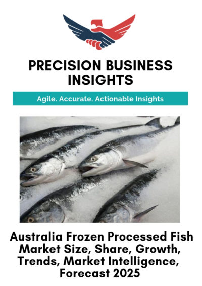 Australia Frozen Processed Fish Market