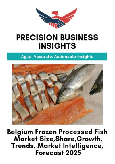 Belgium Frozen Processed Fish Market