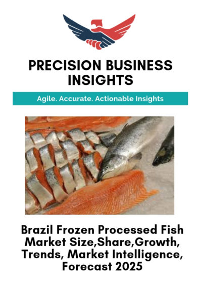 Brazil Frozen Processed Fish Market