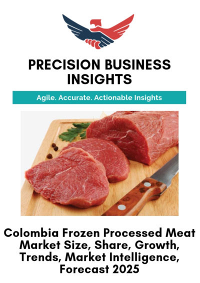 Colombia Frozen Processed Meat Market