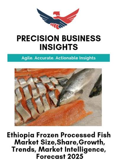 Ethiopia Frozen Processed Fish Market
