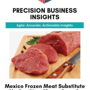 Mexico Frozen Meat Substitute Market