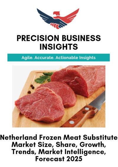 Netherland Frozen Meat Substitute Market
