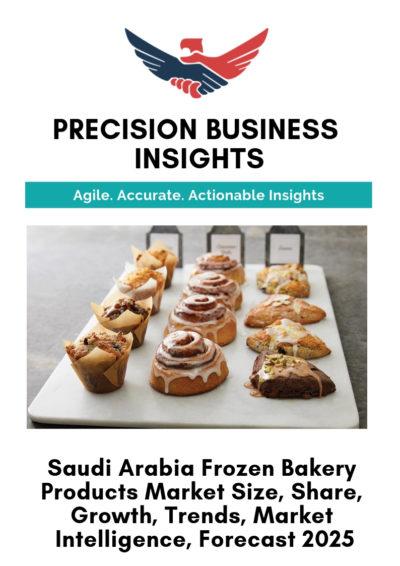 Saudi Arabia Frozen Bakery Products Market