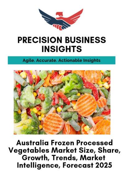 Australia Frozen Processed Vegetables Market