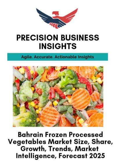 Bahrain Frozen Processed Vegetables Market