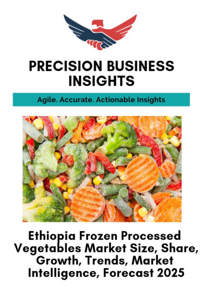 Ethiopia Frozen Processed Vegetables Market