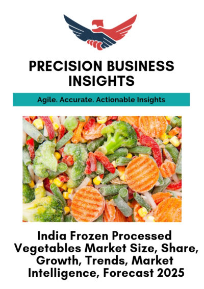 India Frozen Processed Vegetables Market