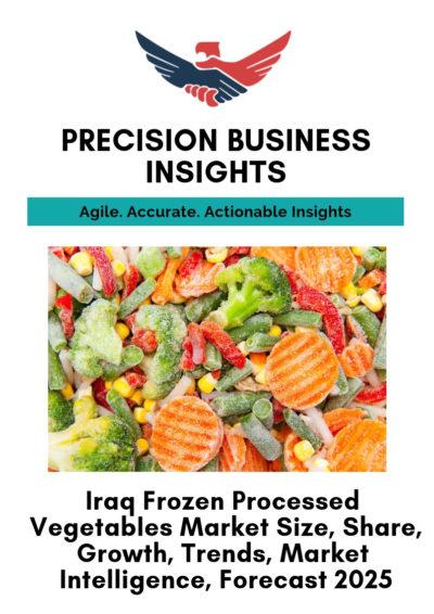 Iraq Frozen Processed Vegetables Market