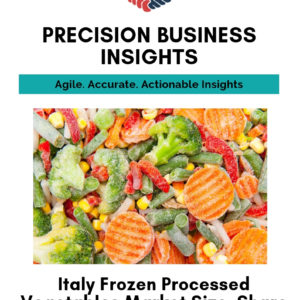 Italy Frozen Processed Vegetables Market