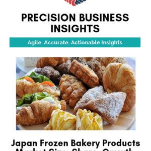 Japan Frozen Bakery Products Market