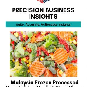 Malaysia Frozen Processed Vegetables Market