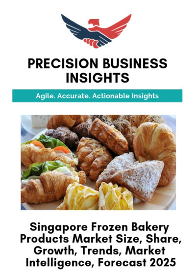Singapore Frozen Bakery Products Market