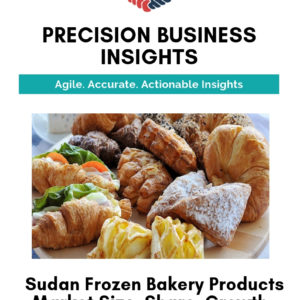 Sudan Frozen Bakery Products Market