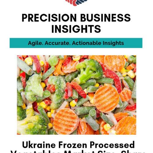 Ukraine Frozen Processed Vegetables Market