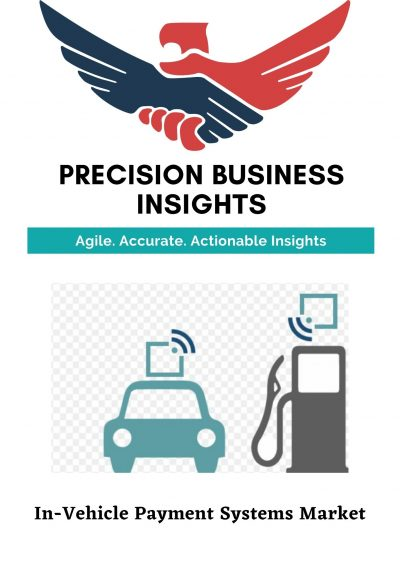 In-Vehicle Payment Systems Market: Global Market Estimation, Dynamics, Regional Share, Trends, Competitor Analysis 2015-2019 and Forecast 2020-2026
