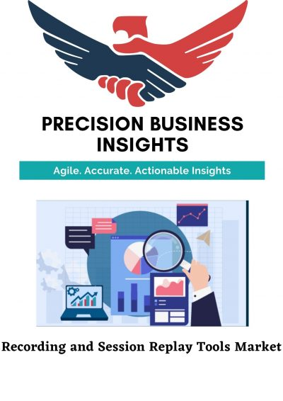 Recording and Session Replay Tools Market: Global Market Estimation, Dynamics, Regional Share, Trends, Competitor Analysis 2015-2020 and Forecast 2021-2027